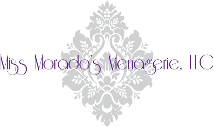 Miss Morado's Menagerie, LLC Logo