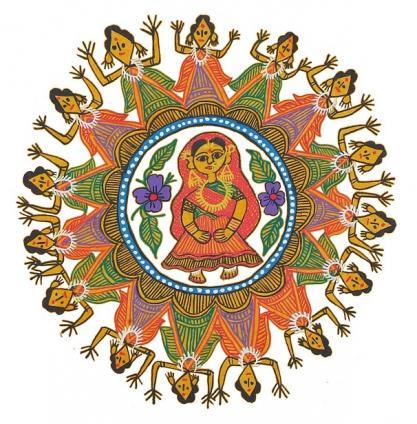 Mithila Nepal Gallery Logo
