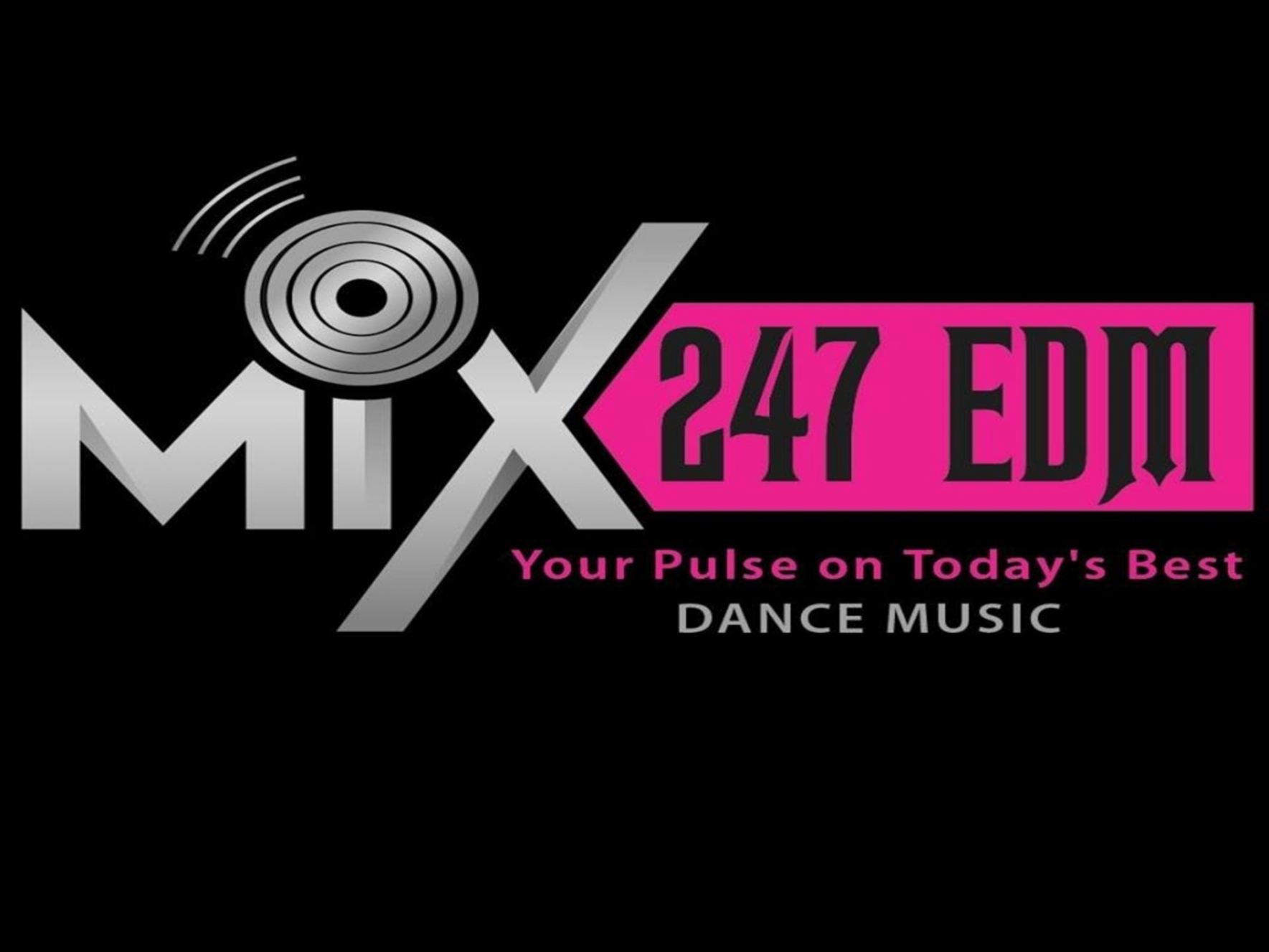 mix247edm Logo