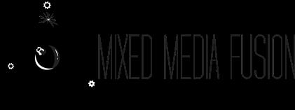 Mixed Media Fusion Logo