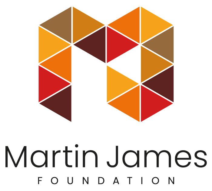 Martin James Foundation Logo