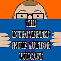 The Introverted Indie Author Podcast Logo