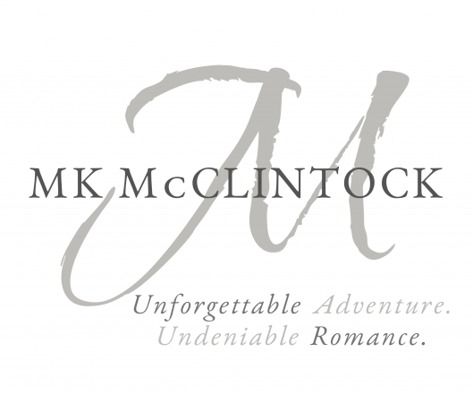 Author MK McClintock Logo