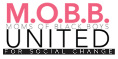 Moms of Black Boys United Logo