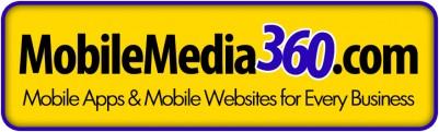 Mobile media 360.com Logo