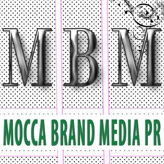 Mocca Brand Media PR Logo
