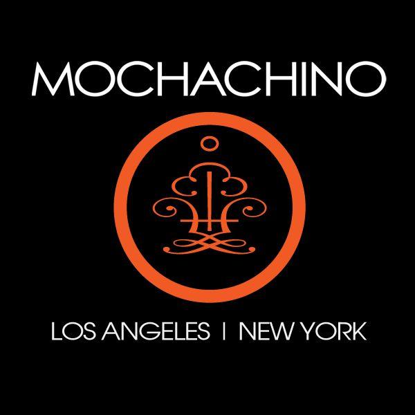Mochachino: LA/NY Logo