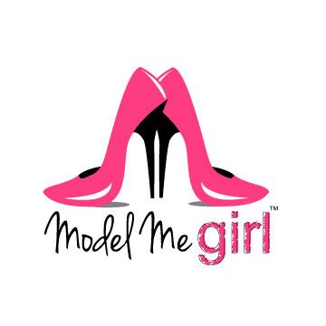 Model Me Girl Logo