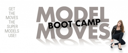 Model Moves Boot Camp Logo