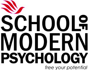 School of Modern Psychology Logo