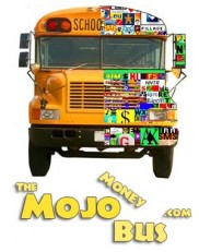 Mojo Money Bus Logo