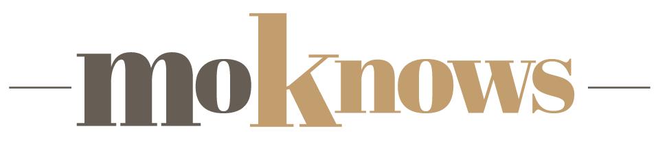 Mo Knows Logo