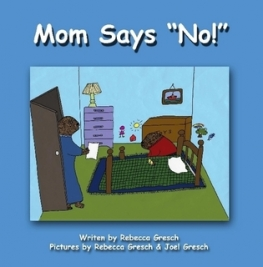 Mom-Says-No.com Logo