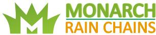 Monarch Rain Chains Logo