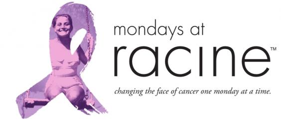 Mondays at Racine Logo