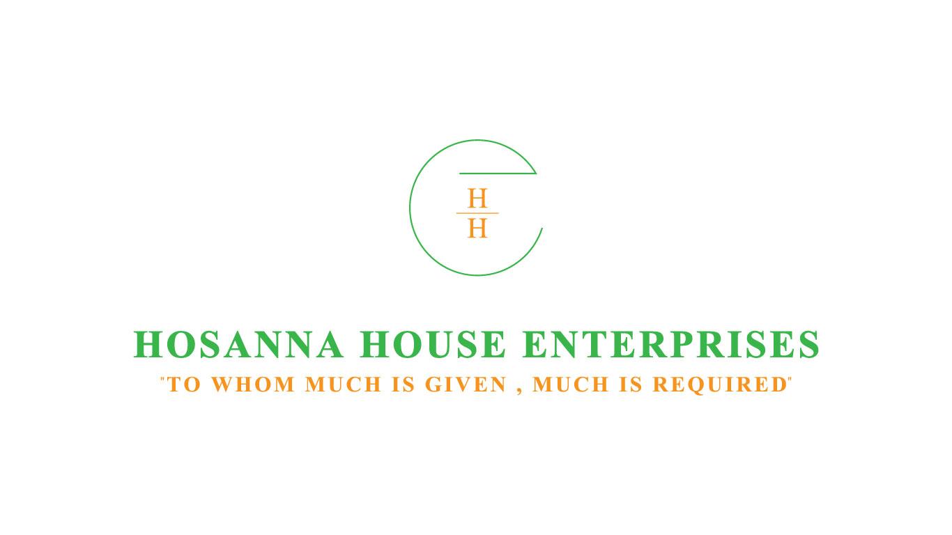 Hosanna House Enterprises Logo