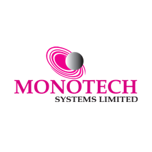 Monotech Systems Limited. Logo