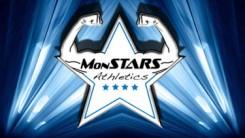 MonSTARS Athletics Logo