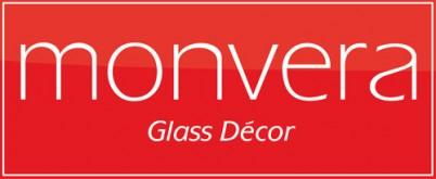 Monvera Glass Décor Logo
