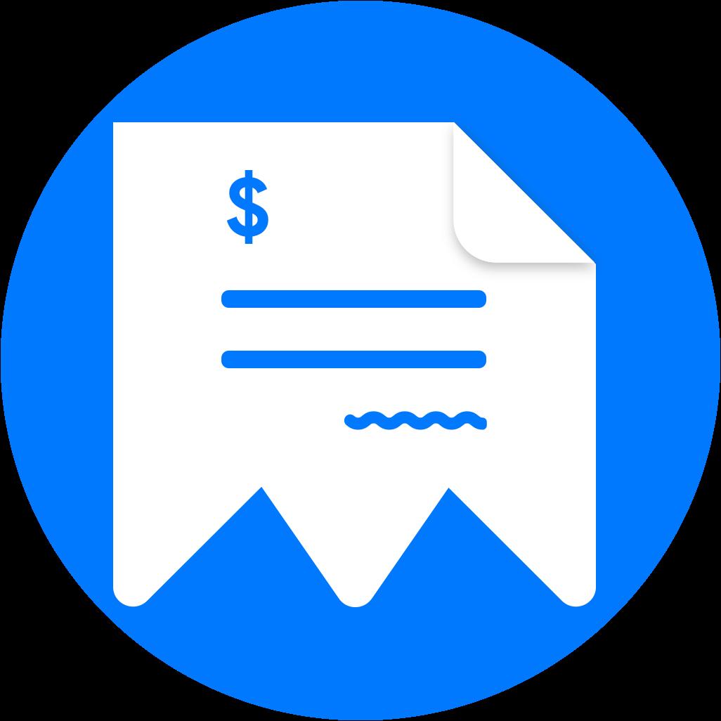 Moon Invoice Logo