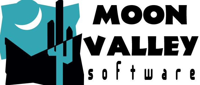 Moon Valley Software Logo