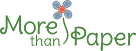 More Than Paper... Logo