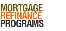 Mortgage Refinance Logo