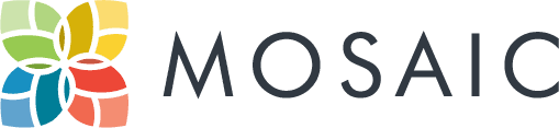 Mosaic Online Logo