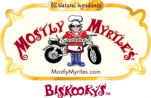Mostly Myrtles Logo