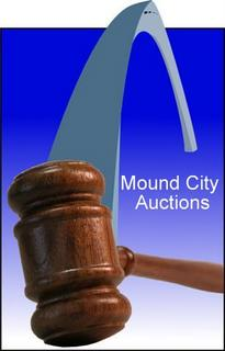 Mound City Auctions Logo