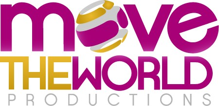 Move The World Productions, LLC Logo