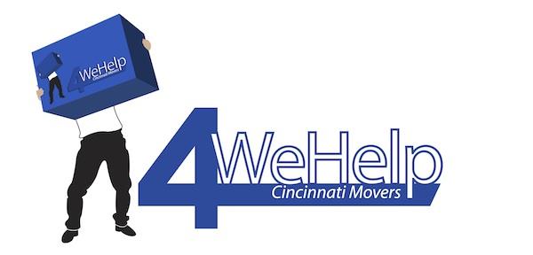 4WeHelp Cincinnati Movers Logo