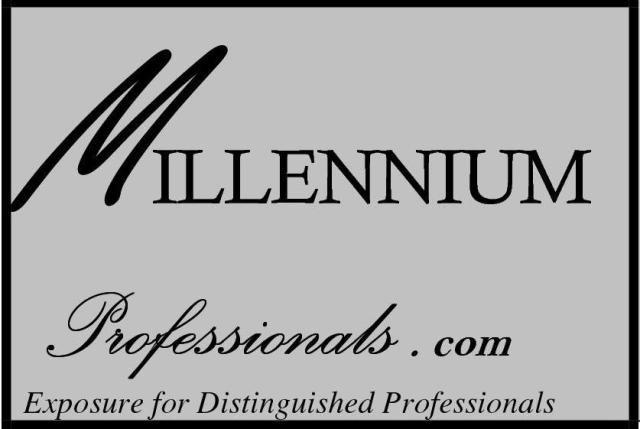 Millennium Professionals Magazine Logo