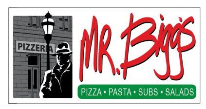 Mr. Bigg's Pizza & Italian Food Logo