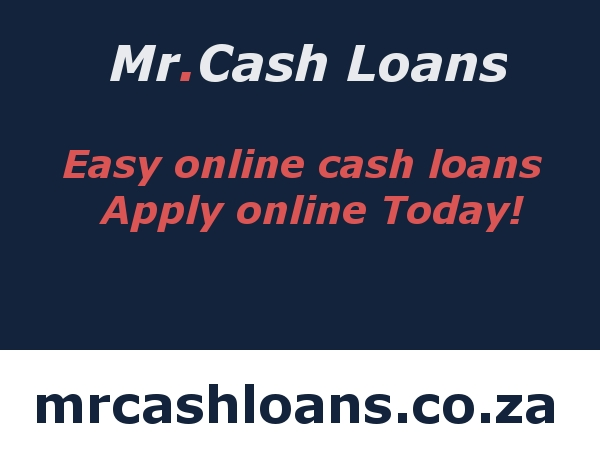 Mr Cash Loans Logo