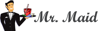 Mr Maid Residential and Commercial Cleaning Logo