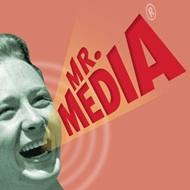Mr. Media Interviews Logo