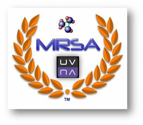 MRSA-UV Logo