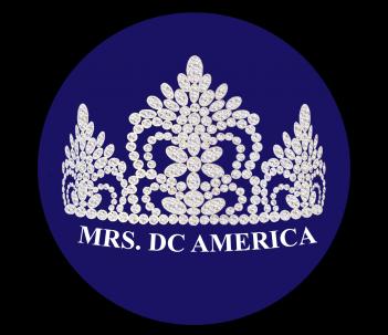 Mrs. DC America Organization Logo