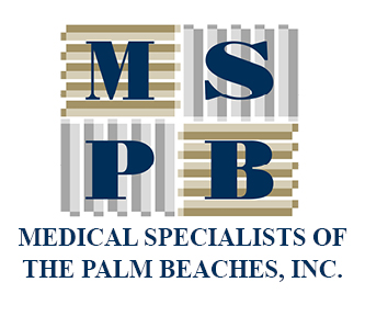 Medical Specalists of the Palm Beaches Logo