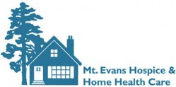 Mt. Evans Home Health & Hospice Logo