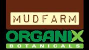 Mudfarm Oganix  Shea Butter and Natural Cosmetics Logo