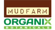 Mudfarm Organix  Shea Butter and Black Soap Logo