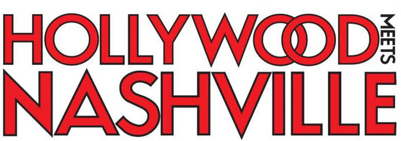Hollywood Meets Nashville Logo