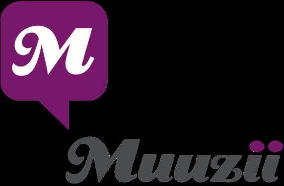 Muuzii Inc. Logo