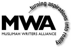 Muslimah Writers Alliance (MWA) Logo