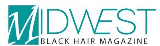 Midwest Black Hair Magazine Logo