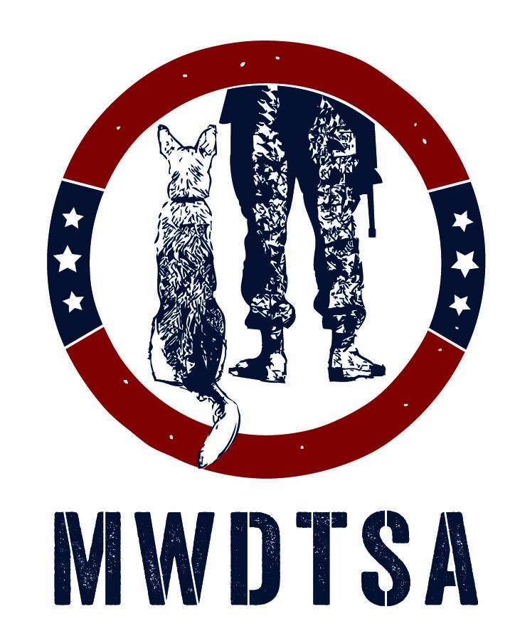 Military Working Dog Team Support Association Logo