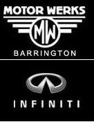 Motor Werks Infiniti of Barrington Logo