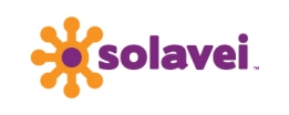Solavei - A Revolutionary New Cell Service Logo